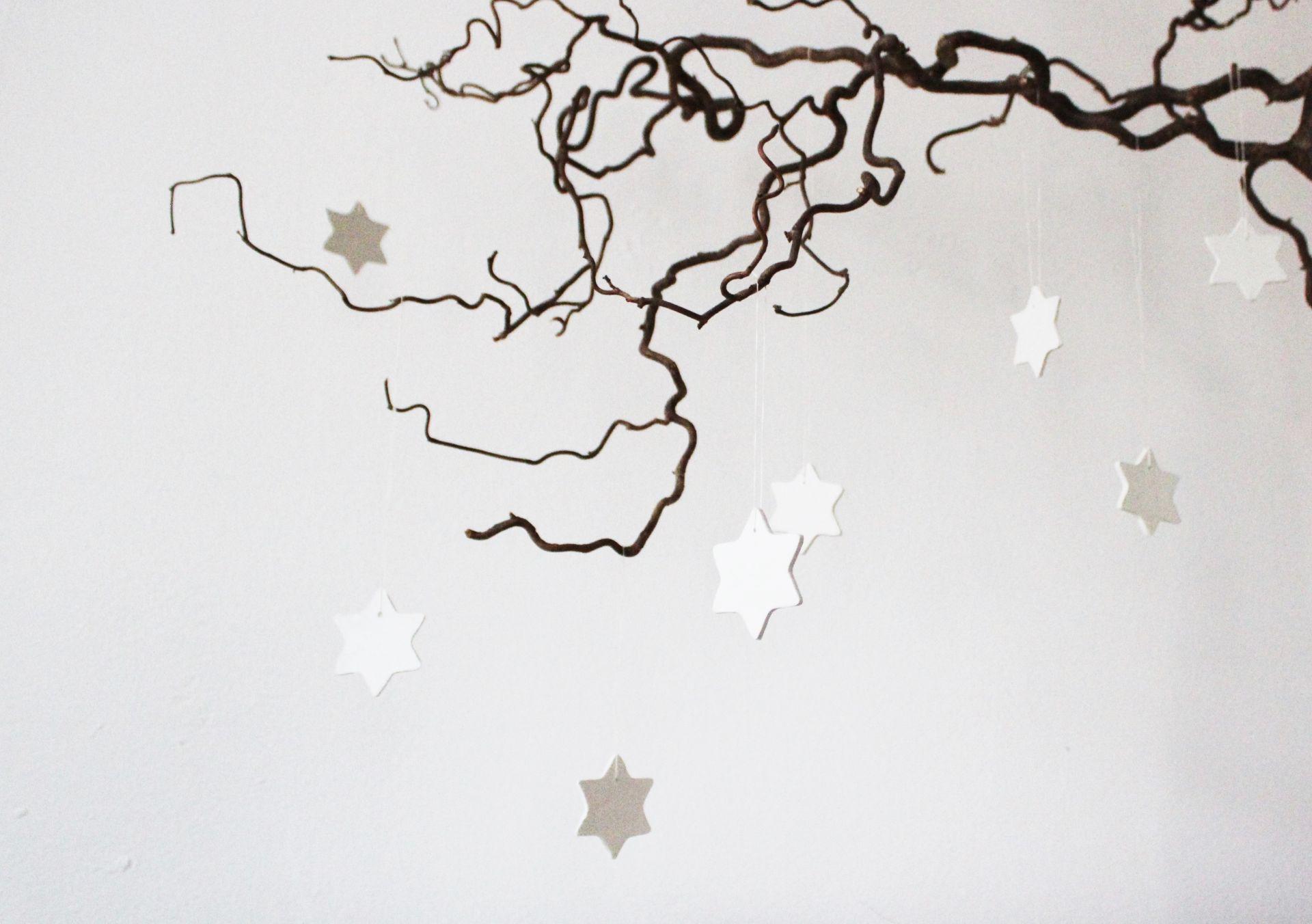 Modelliermasse Sterne