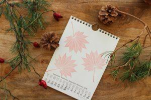 Stempel Kalender